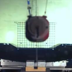 高速摄影机的应用-挡风玻璃撞击