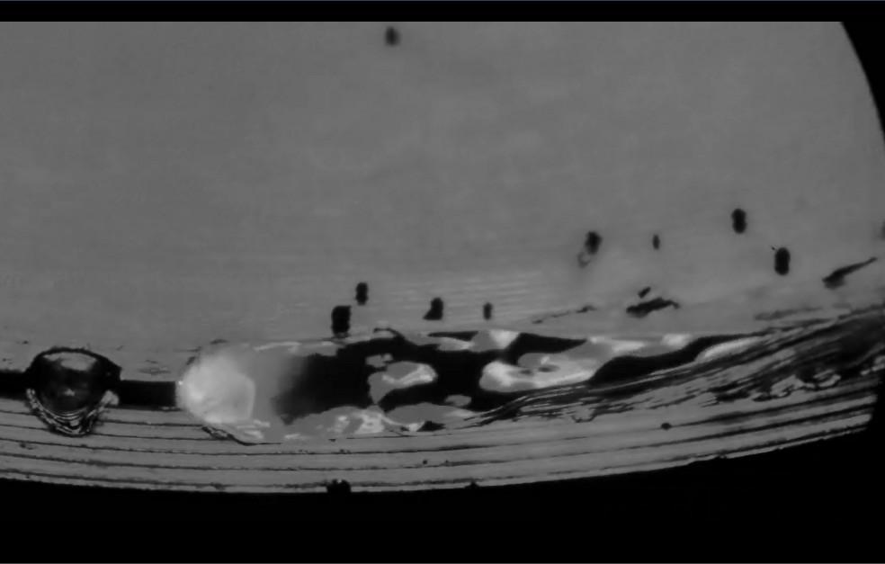 高速摄影机的应用-激光焊接++