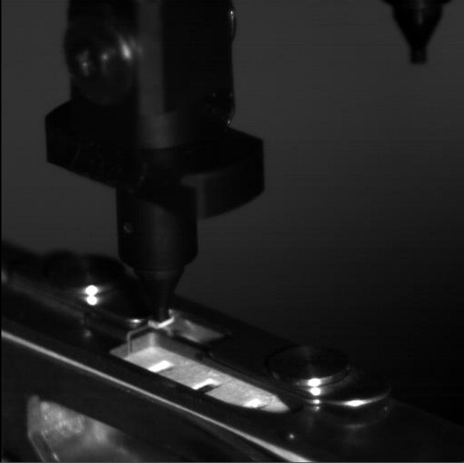 高速摄影机的应用-SMT贴片取料