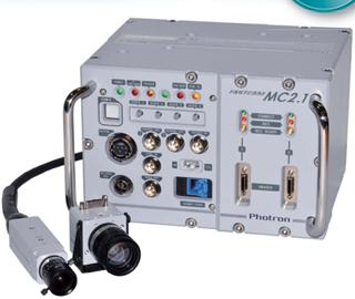 超小、多头型高速摄影仪MC2.1