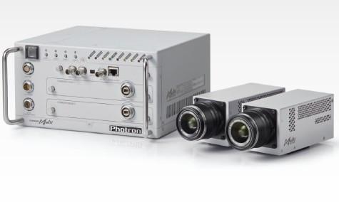 高清、多头型高速摄影机 MULTI