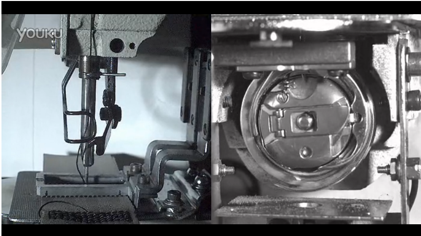 高速摄影机的应用——工业缝纫机
